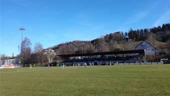 Das schöne Wetter hilf nicht: Der FC Wohlen unterliegt in St. Gallen knapp.