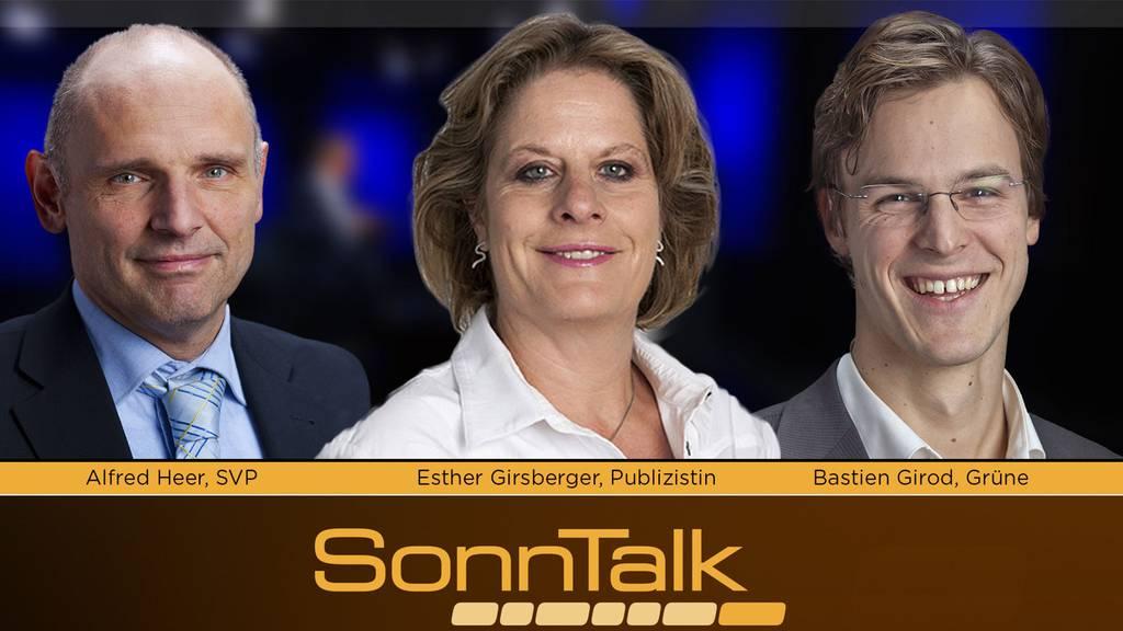 Zürcher Wahlen / Kohäsionsmilliarde / Wahljahr 2019