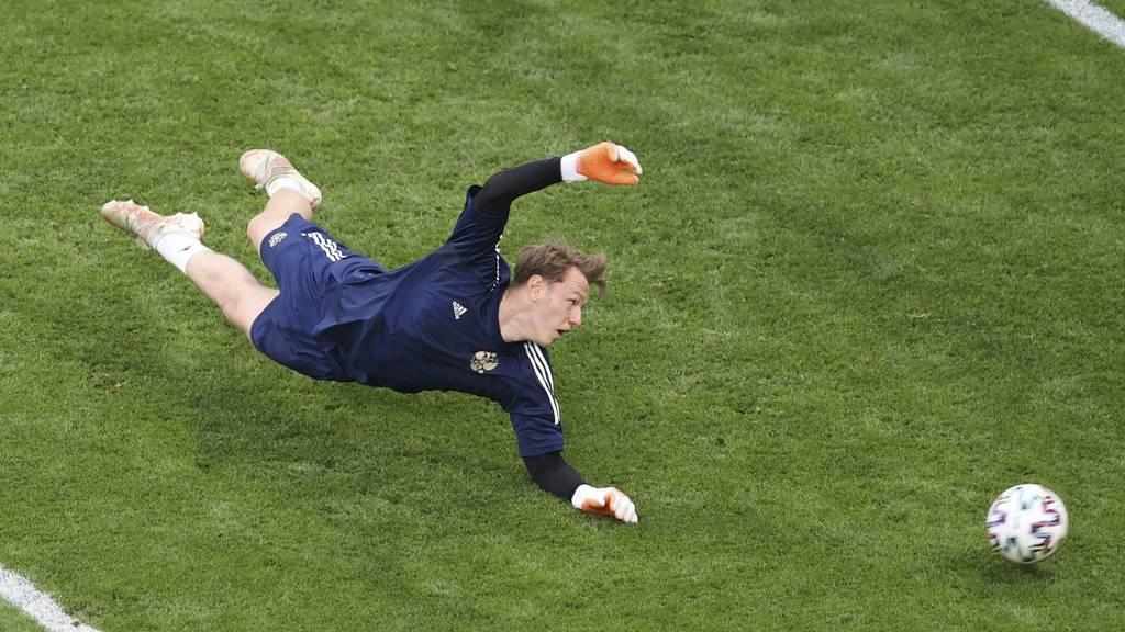 Russland macht gegen Finnland kurz vor Halbzeitpause das 1:0
