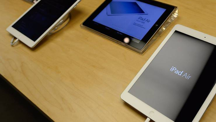 Apple lanciert neue Modelle. (Archivbild)