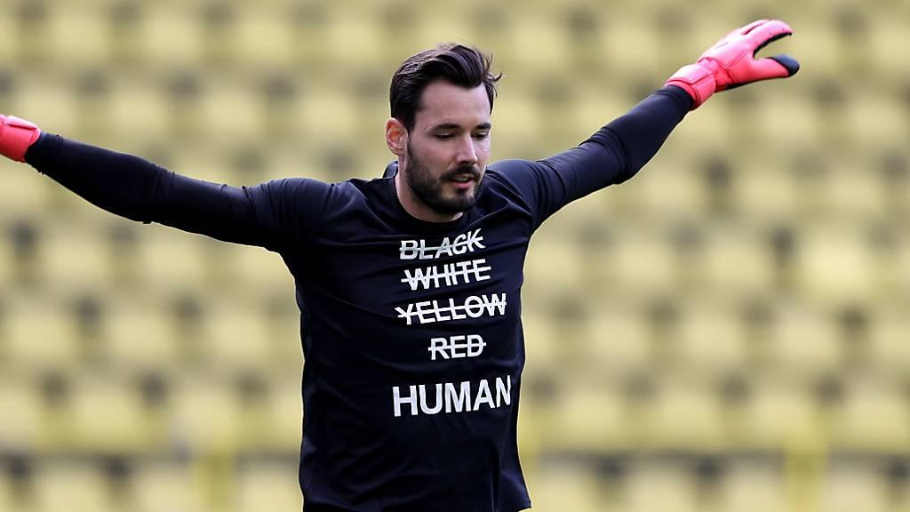 Roman Bürki bis 2023 bei Dortmund