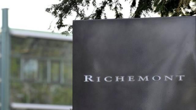 Das Logo von Richemont (Archiv)