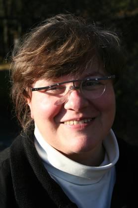Christa Meier - Lehrerin für Geschichte und Politische Bildung an der Kantonsschule Solothurn
