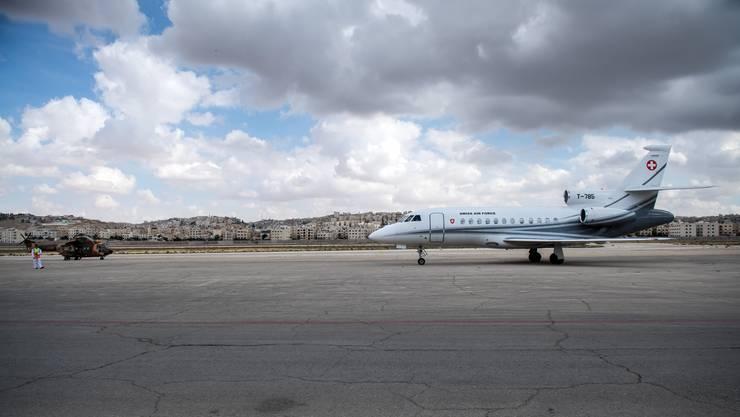 Auf Flugreisen müssen Angestellte des Bundes künftig meist verzichten.