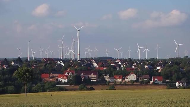 Rückenwind für Windparks
