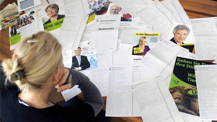 Nationalratswahlen: Die CVP und die Grünliberale beschliessen eine Listenverbindung.