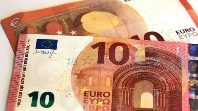 Die neue 10-Euro-Note ist fälschungssicherer