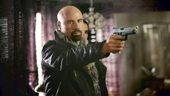 Harter Kerl: John Travolta gibt im Actionthriller «From Paris With Love» in der Rolle des Agenten Charlie Wax noch einmal alles (JMH)