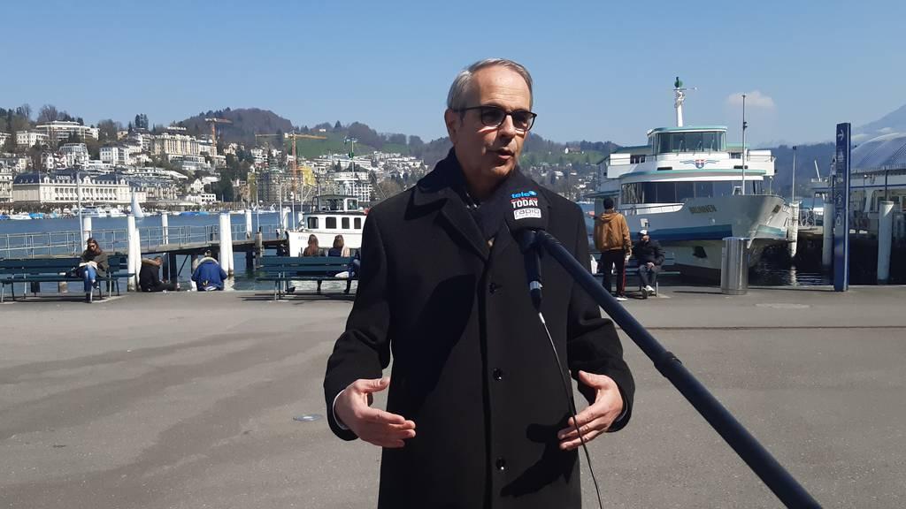 Stadtpräsident Beat Züsli hofft auf Akzeptanz auf Seiten der Bevölkerung.
