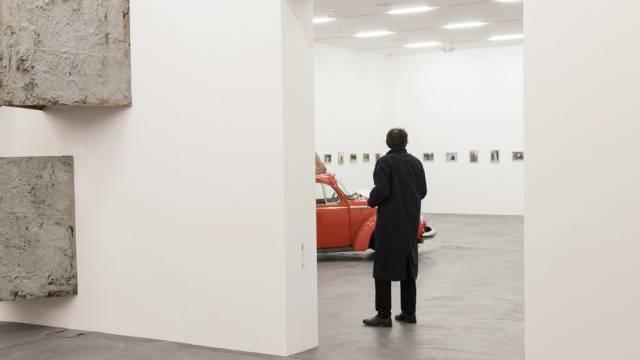 Ausstellung im Migros Museum für Gegenwartskunst in Zürich (Archiv)
