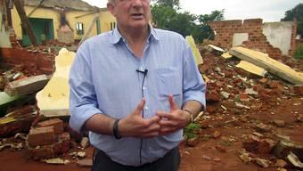 """UNO-Nothilfekoordinator Stephen O'Brien sieht """"frühe Anzeichen"""" für einen Genozid in Zentralafrika. (Archivbild)"""