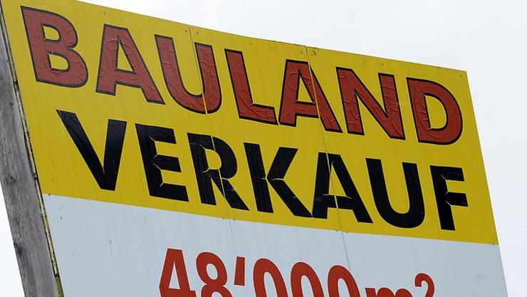 Das Einzonungs-Moratorium im Kanton Zürich soll bald aufgehoben werden. (Symbolbild)
