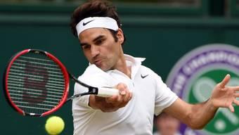 Roger Federer muss die laufende Saison abbrechen, will aber 2017 wieder auftrumpfen. (Archiv)