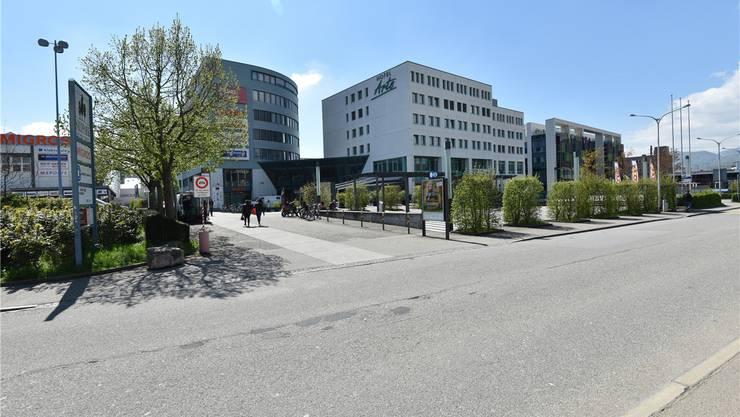 Einer der bedeutendsten Anbieter von Logiernächten in Olten: Hotel Arte.