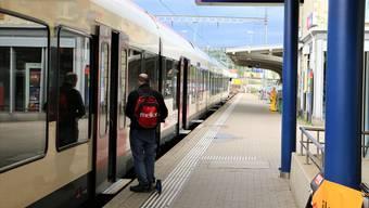 Es bleibt beim Stundentakt der S1 von Frick Richtung Basel. (Archiv)