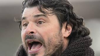 Wohlen-Trainer Sforza ist mit seinem Team wieder Leader