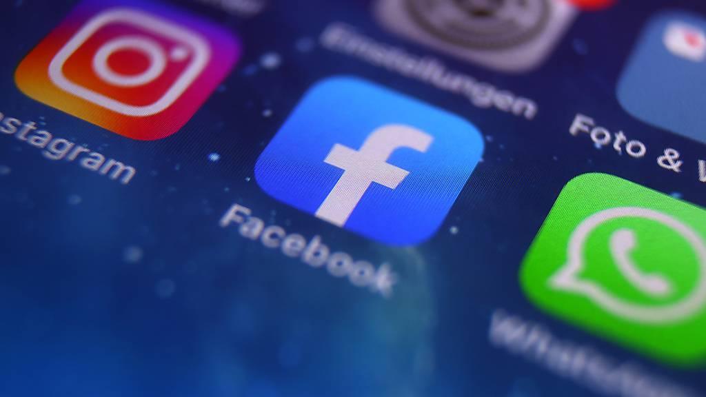 Erneute Störung bei Facebook behoben