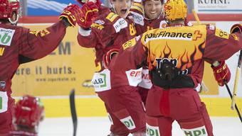 In ihrem zweiten Heimspiel holen die SCL Tigers die ersten Punkte. Fribourg-Gottéron geht leer aus