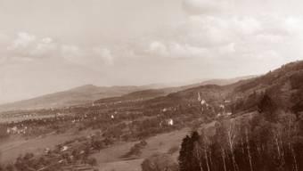Blick auf das Spreitenbach vergangener Tage