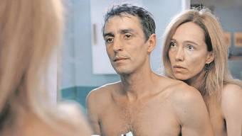 Dominique Jann und Ursina Lardi im Eröffnungsfilm «Unter der Haut».