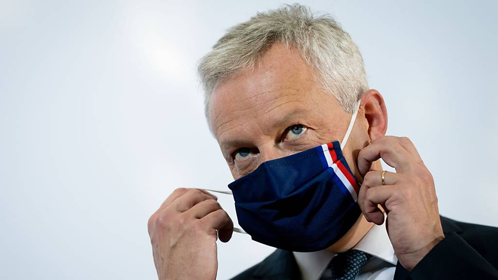 Le Maire: Triage in Frankreich ist «rote Linie»