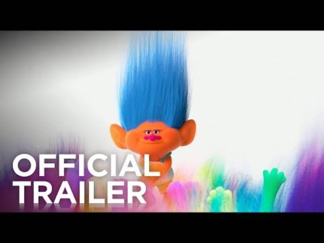 DreamWorks' TROLLS | Official HD Trailer #1 | 2016