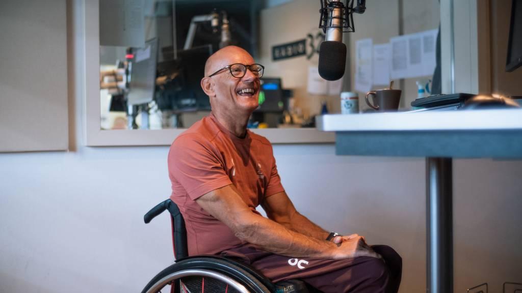 «Ich fuhr das Rennen meines Lebens»: Heinz Frei nach dem Gewinn seiner 35. Paralympics-Medaille