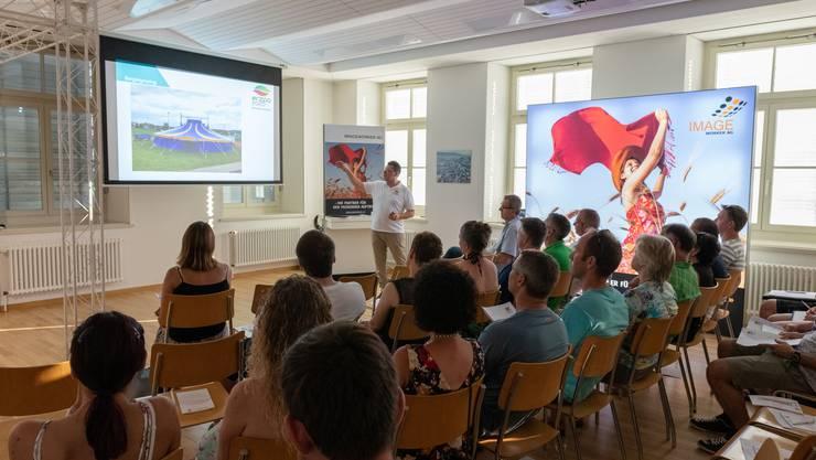 Mit einem innovativen Ausstellungkonzept wollte die erzpo2020 überzeugen. (Archiv)