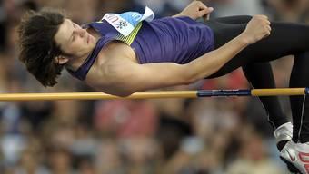 Der russische Hochspringer Iwan Uchow könnte bald unter neutraler Fahne an internationalen Wettkämpfen teilnehmen