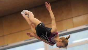 Auf Grund des bisherigen Saisonverlaufs ist Emily Mussmann eine heisse Kandidatin für den SM-Titel bei den Junior Girls.