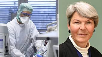 Christa Tobler zur Altersdiskriminierung auf der Intensivstation.