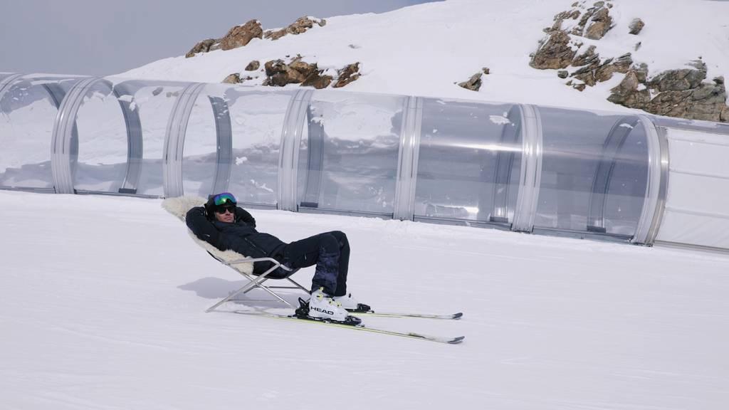 Olympiasieger Viletta zeigt, wie Lockerungen richtig gehen