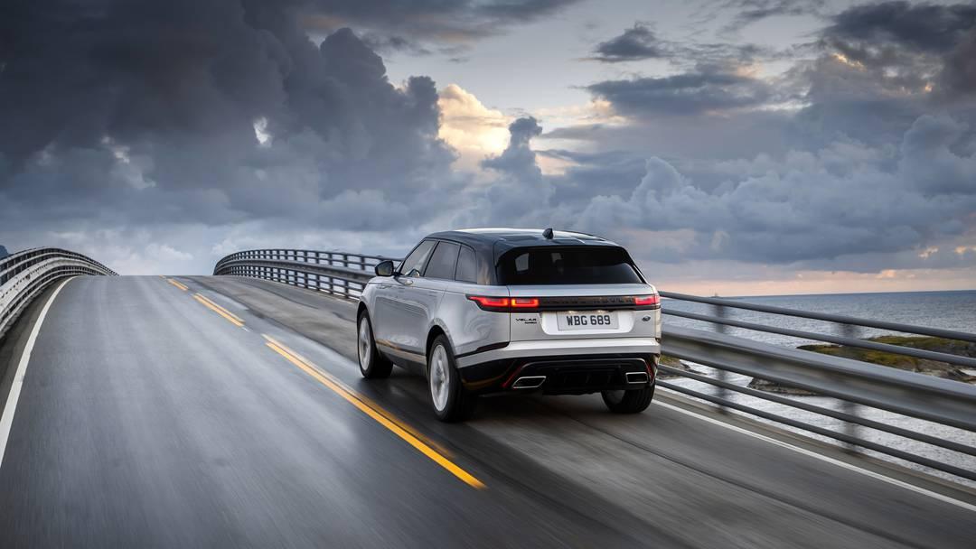Range Rover Velar - Norwegen