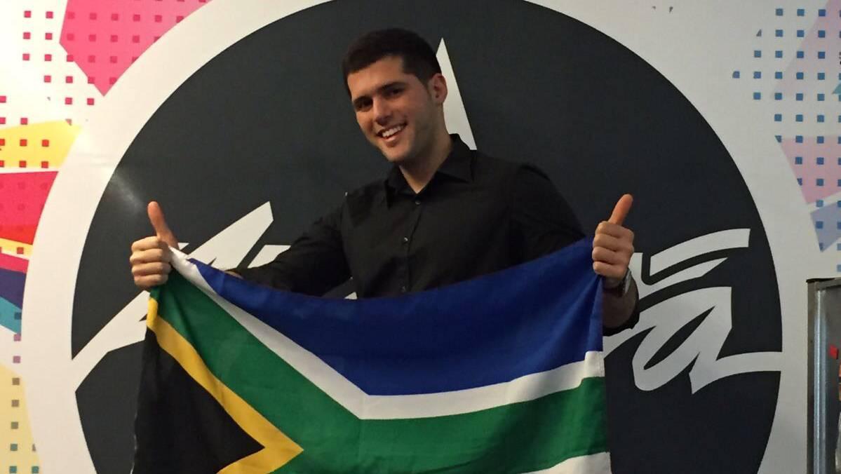Marco Campigotto 36 Grad Südafrika