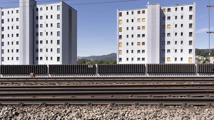 Pro Bahn verlangt mehr Mittel für den Ausbau der Bahninfrastruktur bis 2035 und eine ausgewogenere Verteilung der Projekte über das Land. (Themenbild)