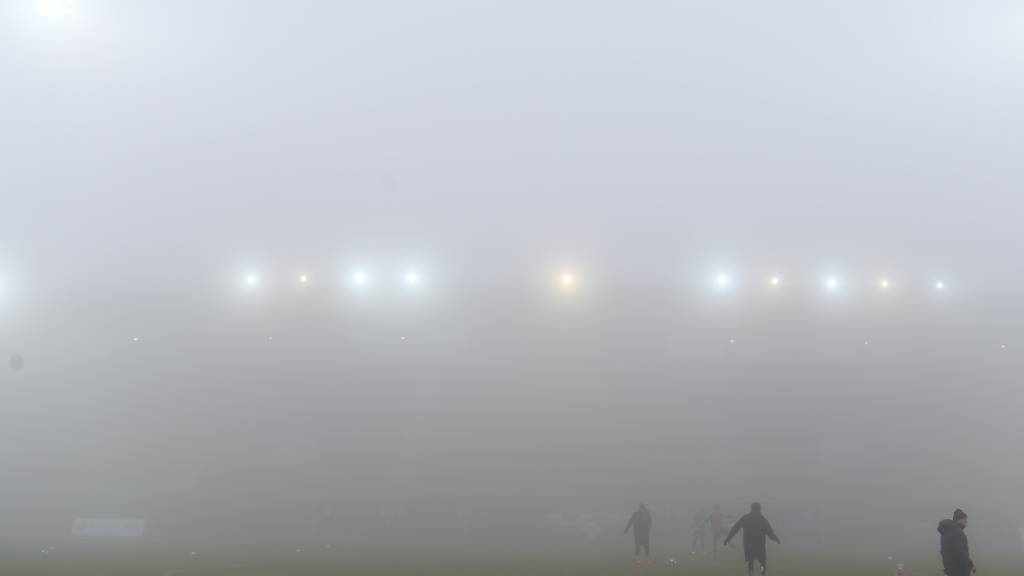 Corona legt wieder Nebelschwaden über die Zukunft des Schweizer Fussballs