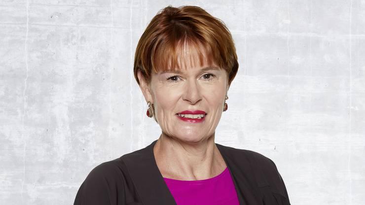 Die Linkste: Karin Müller.