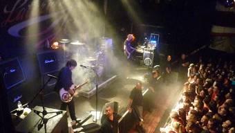 Ominöse Band lockte 900 «Ärzte»-Fans ins Kofmehl