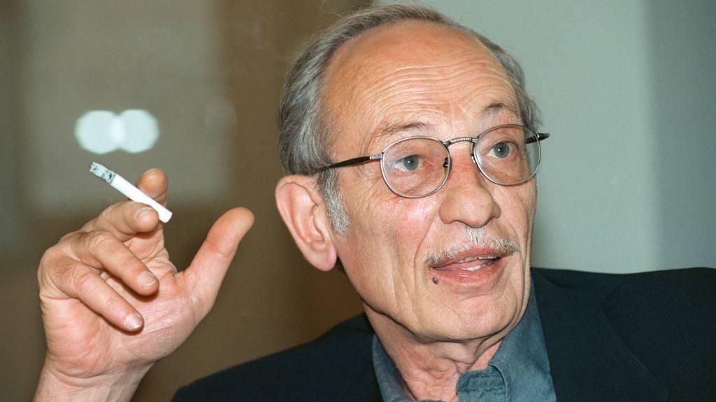 «Tessiner Architektenschule» trauert um ihr Aushängeschild:Luigi Snozzi ist tot