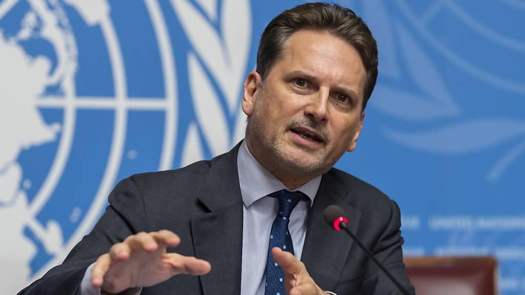 Zurückgetretener UNRWA-Chef Krähenbühl bestreitet Vorwürfe