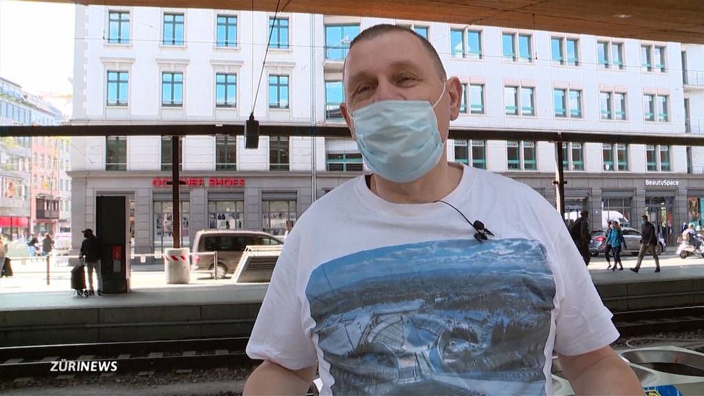 Er packte den Gleis-Schubser und alarmierte die Polizei: Andreas Widmer kehrt zum Tatort zurück