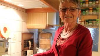 Marlies Huber kann wieder kochen – ohne Angst, dabei zu ersticken