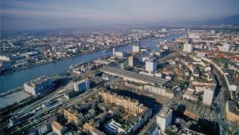 Nach 10-jährigem Unterbruch findet vom 12. bis 14. September erstmals wieder das Hafenfest statt. (Archivbild)