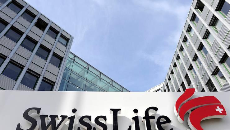 Ein Geschäftssitz von Swiss Life.