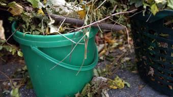 Das Grünmaterial aus Recherswil wird weiterhin in die Kompostieranlage in Zielebach geführt.  (Themenbild)