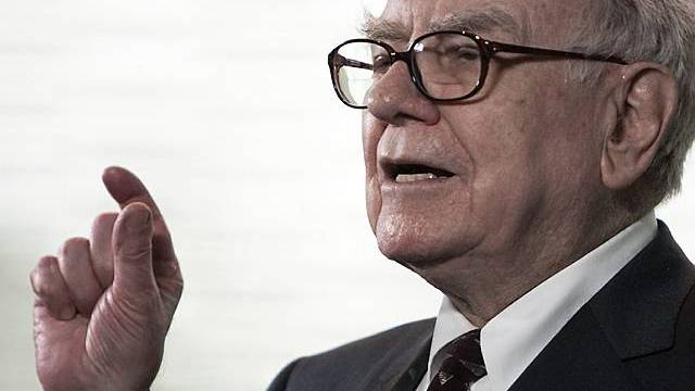 Warren Buffett braucht Geld für den Kauf einer Eisenbahn