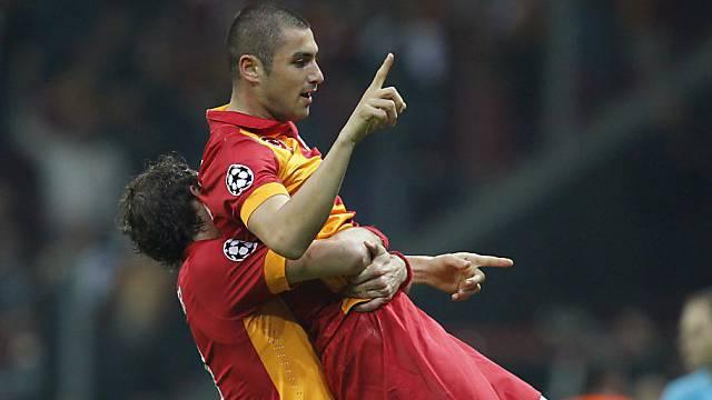 Yilmaz sorgt mit seinem Tor für Prestige-Sieg gegen ManU