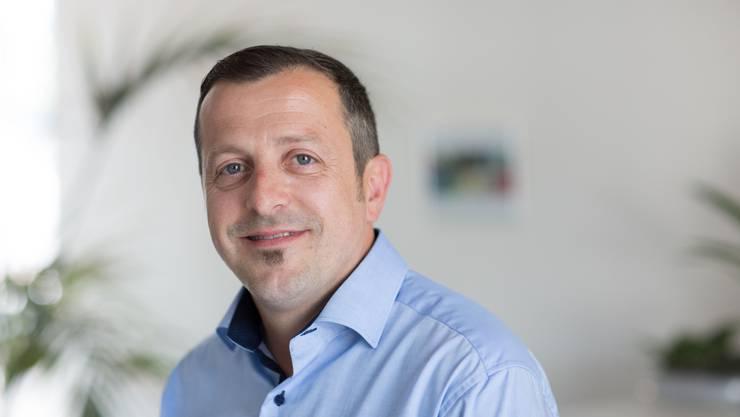Lorenzo Aliano, Geschäftsleiter der Case Management-Stelle
