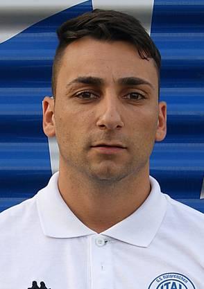 Mirko Recchiuti ist der neue Mann an der Seitenlinie des Traditionsklubs.