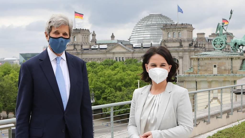 Kerry dringt auf ambitionierteren Klimaschutz